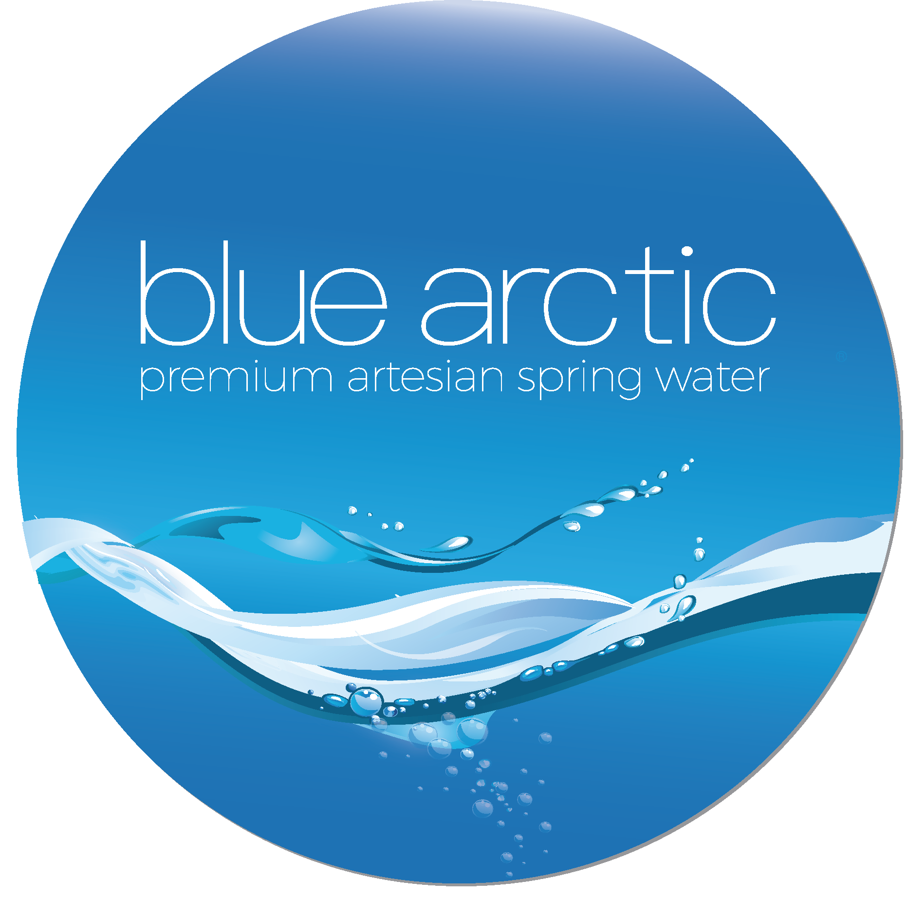 ARCTIC BLUE WATER